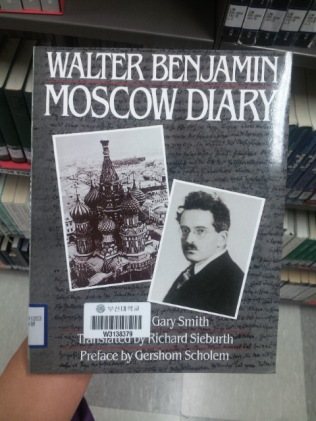Walter Benjamin - Moscow Diary